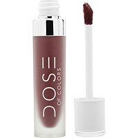 Dose Of Colors Matte Liquid Lipstick - Mood (muted plum)