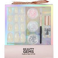 Beauty Gems Festive Nail Art Kit