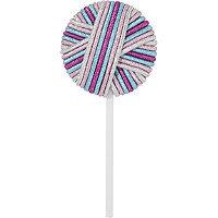 Sweet & Shimmer Lollipop Elastics