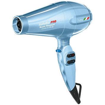 BaByliss Pro Nano Titanium Portofino Hair Dryer, Blue