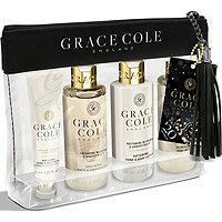 Grace Cole Nectarine Blosson & Grapefruit Travel Set