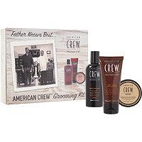 American Crew Men's Grooming Kit
