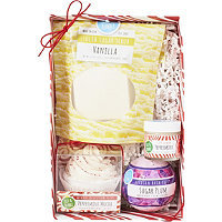 Fizz & Bubble Holiday Gift Set