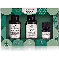 The Body Shop Tea Tree 1,2,3 Kit