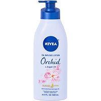 Nivea® Orchid & Argan Oil Infused Lotion 16.9 fl. oz. Pump