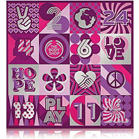 The Body Shop 24 Days Of Beauty Advent Calendar