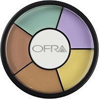 Ofra Cosmetics Magic Roluette 6 Color Concealer Wheel
