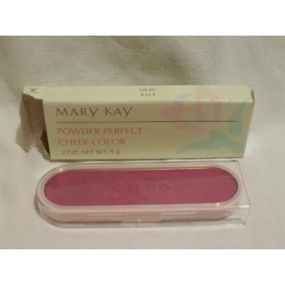 Mary Kay Powder Perfect Cheek Color Blush ~ Lilac #6211