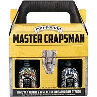 Poo~Pourri Master Crapsman Gift Set
