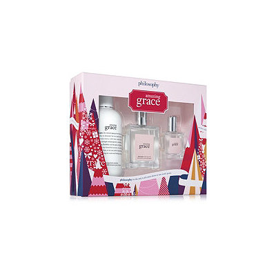 Philosophy Amazing Grace Eau de Toilette Trio - Only at ULTA