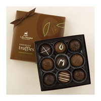 Milk & Dark Chocolate Truffles (9 piece)