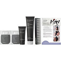 Living Proof Style Lab Flat Brush Blowout Kit