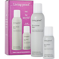 Living Proof Be Joyfull. Full Dry Volume Blast Duo