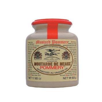 Pommery Mustard, Traditional, 17.6 oz