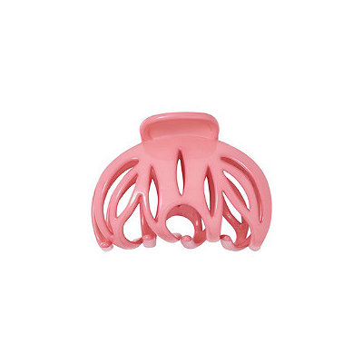 Scunci Pink Octopus Jaw Clip