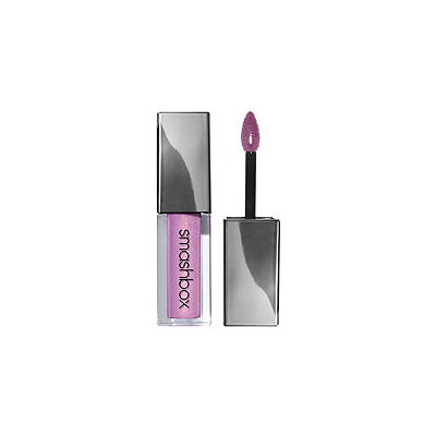 Smashbox Always On Metallic Matte Liquid Lipstick - Crystal Baller (light violet w/ purple and gold pearl) - Only at ULTA
