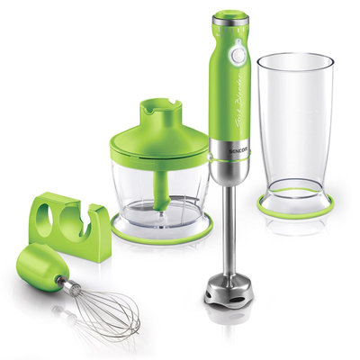 New Age Electronics Sencor - 27-oz Hand Blender - Green