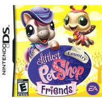 Electronic Arts Littlest Pet Shop Country Friends (used)