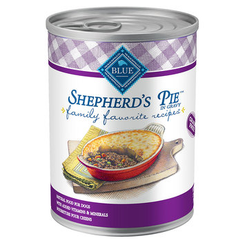 Animal Supply Company BB10653 Blue Buffalo Family Favorites Shepards Pie Dinner 12.5 oz.
