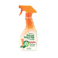 Tropicleanreg; Natural Flea Tick Spray for Dogs Bedding (16 fl oz)