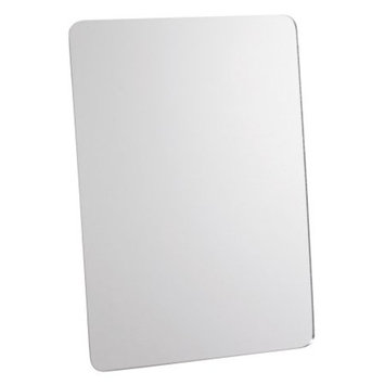 School Smart Personal Mirror with Magnet Back - 5 x 7
