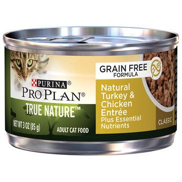 PRO PLAN® TRUE NATURE™ - ADULT - Grain Free Formula Natural Turkey & Chicken Entree