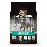 Merrick Backcountry Game Bird Recipe Dry Cat Food, 3 lb.