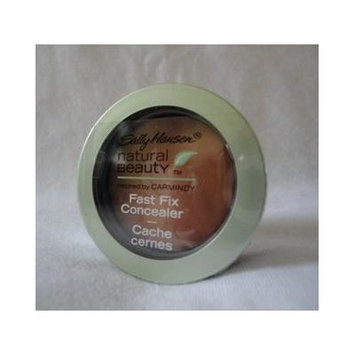 Sally Hansen Natural Beauty, Inspired By Carmindy, Fast Fix Concealer, Dark