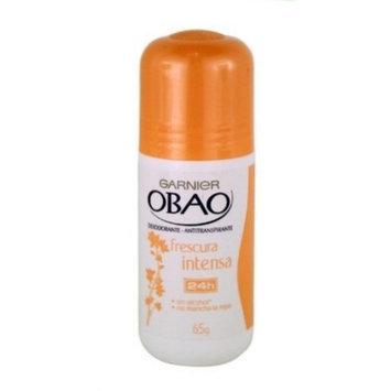 Obao Garnier Deodorant Roll on Antiperspirant Fresh Intense Orange 2.3 Oz. (2 Pack)... mtc
