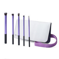 Real Techniques Ultimate Eye Makeup Brush Set - Limited Edition, Multi/None