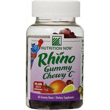 Nutrition Now Rhino Chew C Echinacea, 60 PC