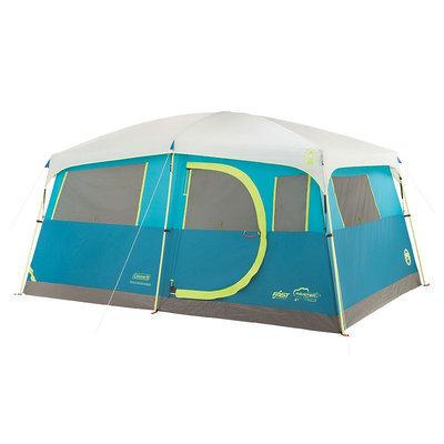 Tenaya Lake Fast Pitch Eight-Person Cabin