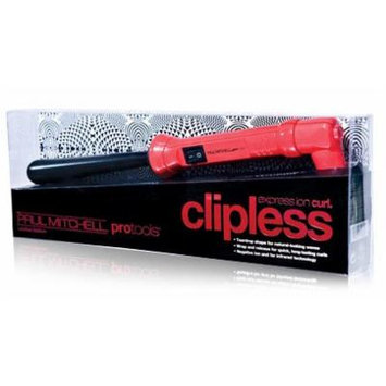Paul Mitchell Clipless Curling Iron Clipless Wand