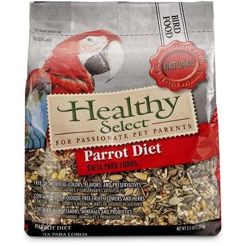 Healthy Select Parrot Diet Bird Food, 3.5 lbs.