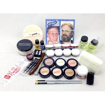 Student Theatrical Makeup Kit - Deluxe - Light/Fair