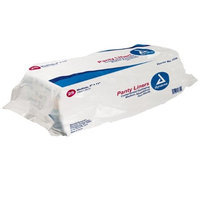 Dynarex Pant Liners, Square End with Adhesive Tab, 4x 11