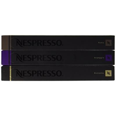 Nespresso OriginalLine: Mixed Flavors, 60 Count -
