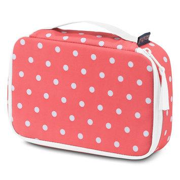 JanSport Bento Box Accessory Bag, Lt Orange