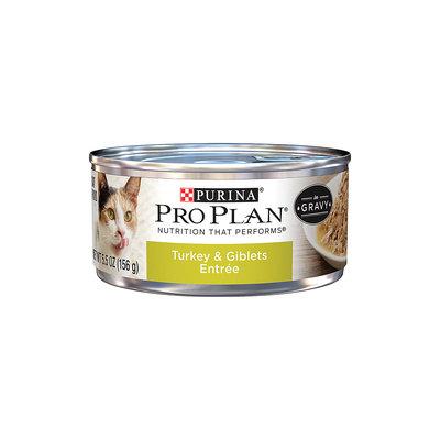 PRO PLAN® Turkey & Giblets Entree In Gravy