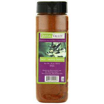Jansal Valley Paprika, Sweet Smoked, 20 Ounce [Sweet Smoked]