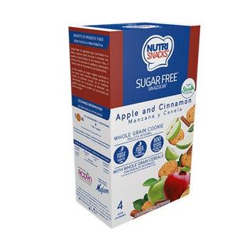 Industrias Mafam S.a. Apple and Cinnamon Whole Oats Sugar Free Cookies - Galletas de Manzana y Canela Sin Az ocar (Pack of 6)