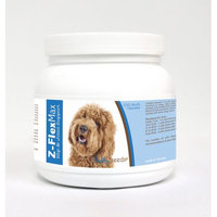 Healthy Breeds 840235110279 Labradoodle Z-Flex Max Hip & Joint Soft Chews - 100 Count