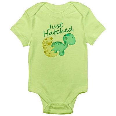 Just Hatched! Baby Dinosaur Infant Bodysuit - Baby Light Bodysuit