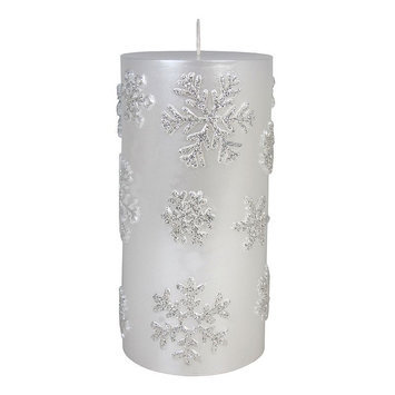 St. Nicholas Square® Frosted Snowflake 6