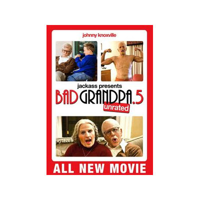 Jackass Presents: Bad Grandpa .5 (dvd)