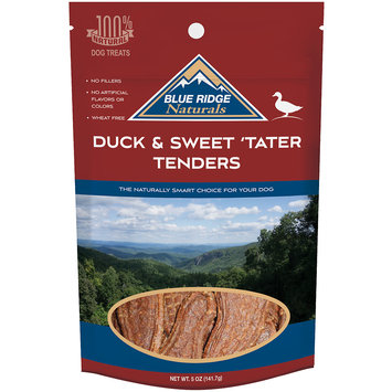 Blue Ridge Naturals Duck & Sweet Tater Tenders, 5 oz.