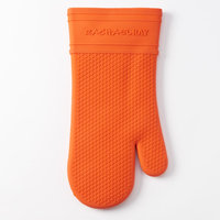 Imusa Silicone Oven Mitt, Orange