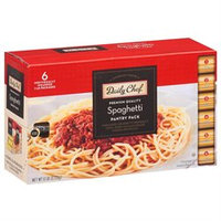 Daily Chef Spaghetti Pantry Pack - 6/1 lb.