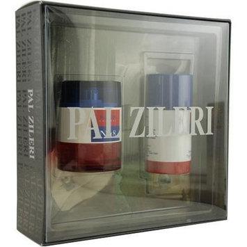 Pal Zileri Concept N 18 By Pal Zileri For Men. Set-edt Spray 1.7 oz & Deodorant Stick 2.5 oz