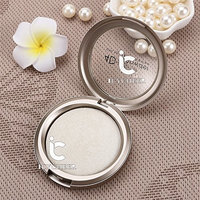 White Color Bronzer Makeup Bake Shadow Highlight Powder Shade Concealer Contour